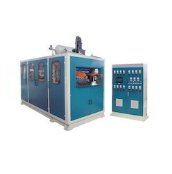 Heavy Duty Semi Thermocol Glass Machine