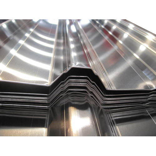 Aluminium Corrugated Sheet At Rs 185 Kilogram Aluminum Roofing Sheet Id 15800651748