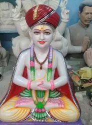 Multicolour Marble Gyaneshwar Statue