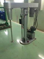 High Speed Disperser Mixer