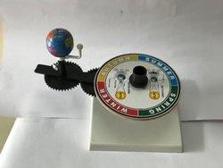 Solar and Lunar Eclipse Model