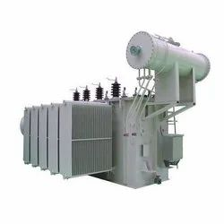 Three Phase Oil Cooled Oil Filled Distribution Transformer