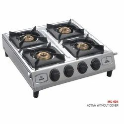 MC-404 Four Burner Stove
