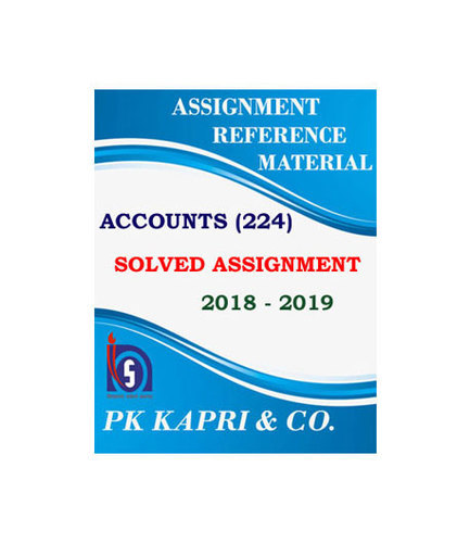 NIOS Solved Assignment 2018-19-TMA Solutions-10th - NIOS