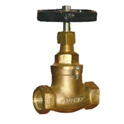 Steam Brass Valve, Size: 15 Mm Or 1/2 Inch