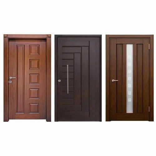 Optional Sintex Pvc Door Size Dimension 8 X 4 Feet Rs