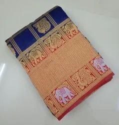 Kanchivaram Style Saree