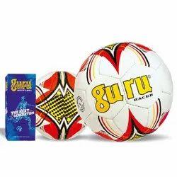 Laser Racer PU Soccer Ball