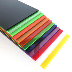 Extruded Acrylic Sheets, Thickness: 2-12 mm