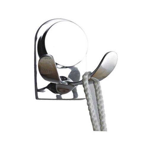 Stainless Steel Silver Bathroom Tumbler Holder