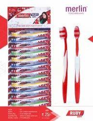 Merlin Ruby Toothbrush