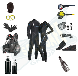 Under Water Diving Safety Suit