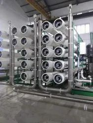 Sea Water Industrial Reverse Osmosis Plant