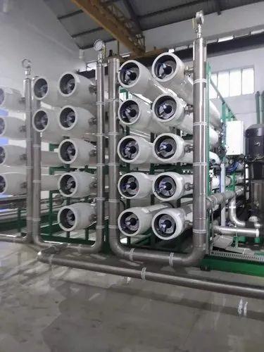 Sea Water Industrial Reverse Osmosis Plant