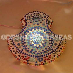Decorative Mosaic Wall Lamp