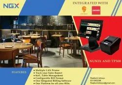 Electronic POS Touch Screen