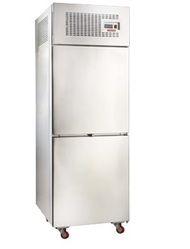 Two Door Vertical Freezer