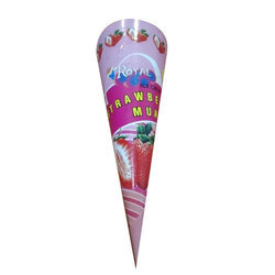 Royal Strawberry Cone