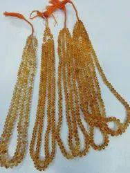 Citrine Stone Beads