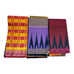 Casual Wear Ladies Cotton handloom Saree, Without Blouse Piece, 6.5 m