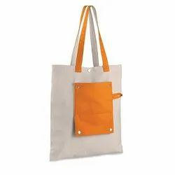 Washable Plain Canvas Bag