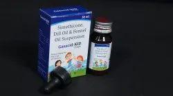 Simethicone, Dill Oil & Fennel Oil Suspension