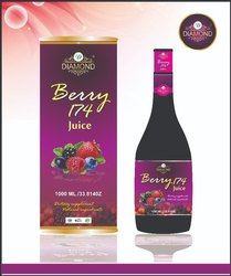 DIAMOND BERRY MAGIC WITH CYLINDER (500ml)