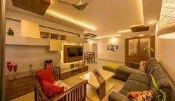 Residence Interior Designer Services 2 Bhk Flat Interior Design Services Manufacturer From Bengaluru
