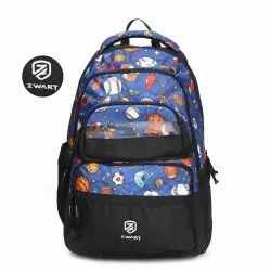 Base-M-RB School Bag