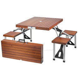 Picnic Wooden Table
