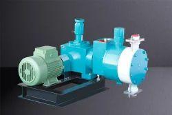 Double Diaphragm Pumps WITH RUPTURE DETECTION