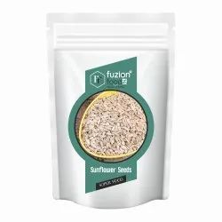 Fuzion Foodz Roasted Sunflower Seeds, Packaging Type: Bottle, Packaging Size: 90g