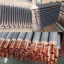 Bi-Metal Extruded Fin Tubes