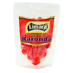 Limara Candied Karonda, Packing Size: 100g, 1kg , packaging Type: Pouch