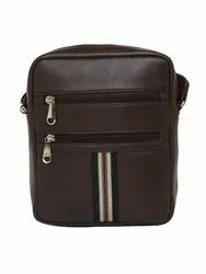 i - SAC 3.5 Ltrs Brown Travel Bag (SB 002 Brown)