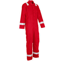 FR/Fire Worker Offshore Coverall