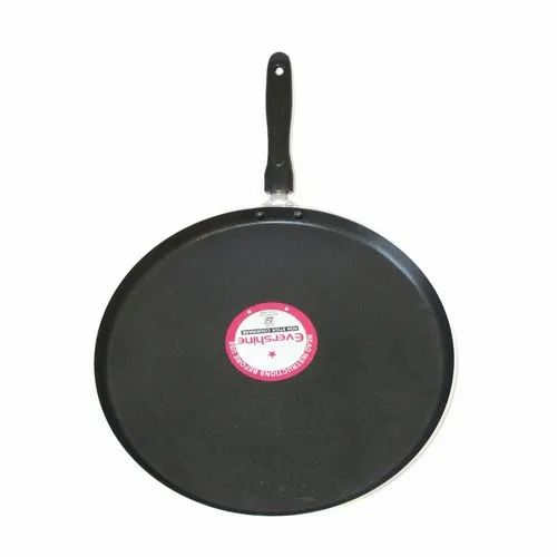 Red Hammertone Non Stick Cookware Red Hammerton Dosa Tawa, Packaging Type: Box