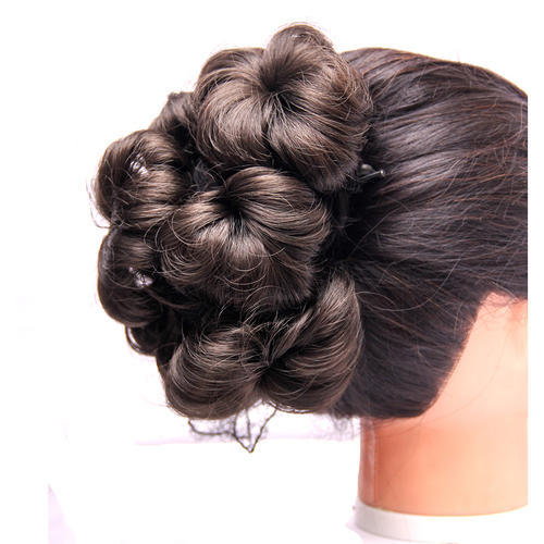 Stylish Hair Juda For For Bride Concept Rs 250 Piece New Fashion