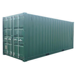 Shipping Container Rental Service