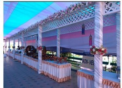 Wedding Venue Entrance Decor Services