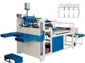 Corrugated Box Flap Pasting Machine