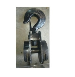 2 Pulley Type Bottom Hook Assembly