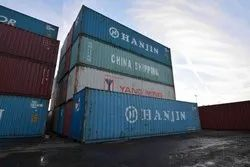 Shipping Logistic Container