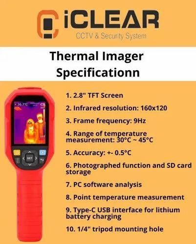 Thermal Imager Camera