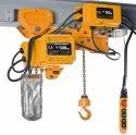Steeledge Low Headroom Electric Chain Hoist