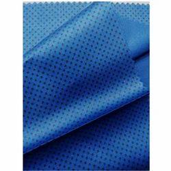 Blue Cotton Fabric, Use: Shirt