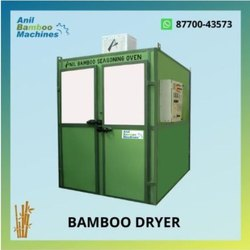 Automatic Bamboo Drying Oven