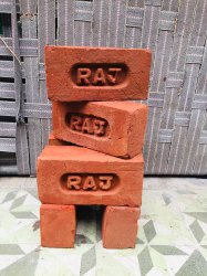 Red Clay Brick for Regular Use