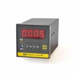 Thumb Wheel Preset Digital Counters