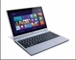 Silver Acer Laptop